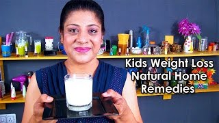 Weight Loss Tips for Kids by Sonia Goyal @ ekunji.com