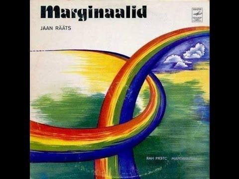 Jaan Rääts - Marginaalid (modern / electronica, FULL ALBUM, 1981, Estonia, USSR)