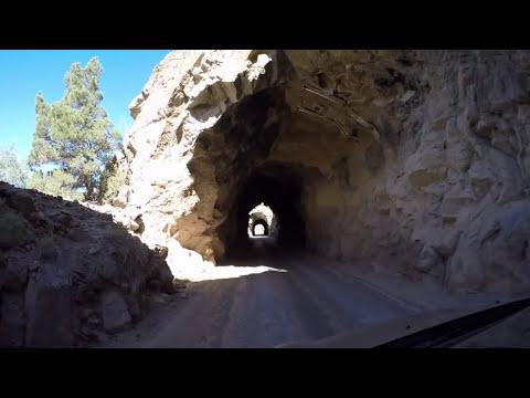 Midland Railroad Tunnels near Buena Vista Colorado