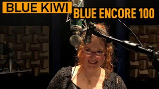 Blue enCORE 100 vs. Blue Kiwi (Female) | VO Mic Comparison