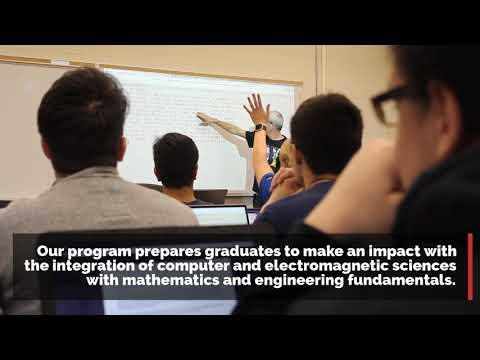 Cyber Engineering Academic Program Feature Video