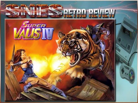 SNES-Longplay-Super Valis IV HD (U)