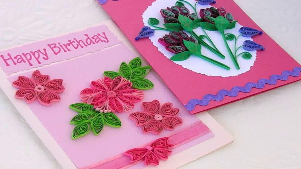 Какую открытку сделать бабушке, открытки днем