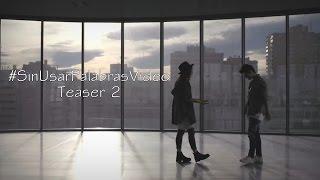 Sin Usar Palabras - Lodovica Comello (Feat. Abraham Meteo) - Teaser 2