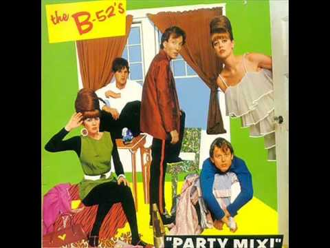 The B-52's - 52 Girls (Party Mix Version)