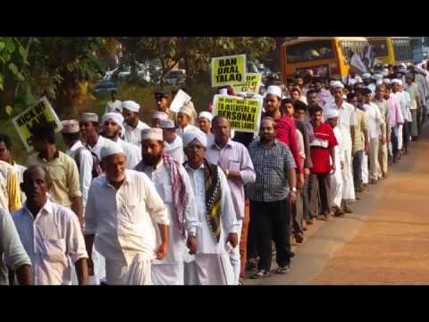 Rally against Uniform Civil Code held at Uppala