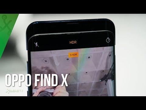 Oppo Find X, primeras impresiones: ahora sí, TODO PANTALLA