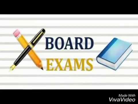 Exam relaxation tips for board exams