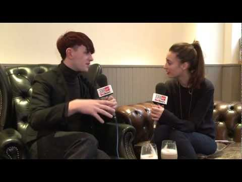 Patrick Wolf The City interview - Virgin Red Room