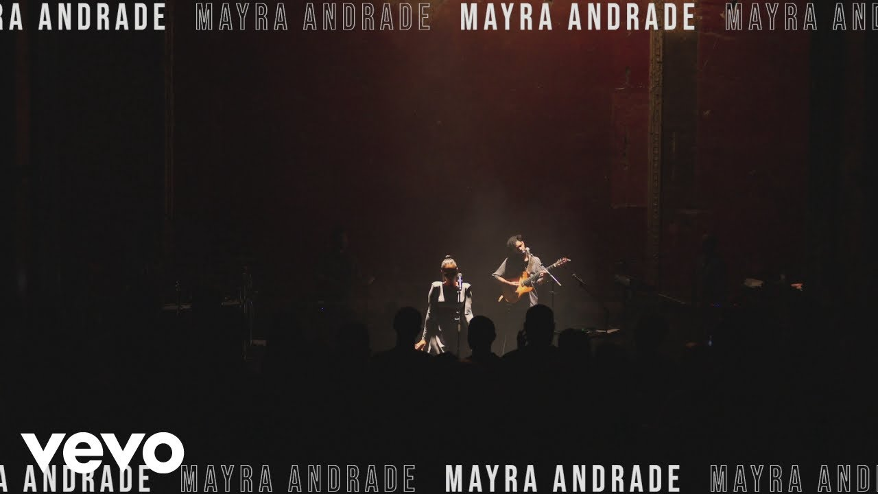 Mayra Andrade - Manga (Live aux Bouffes du Nord)