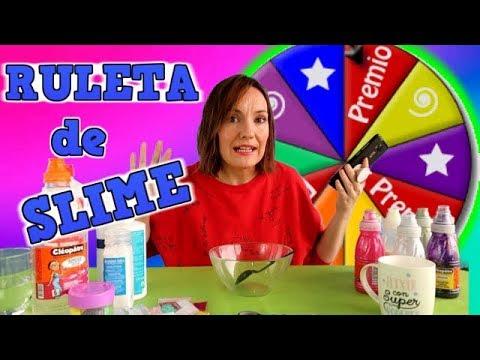 RULETA DE SLIME /Qué  slime hago? / SLIME ROULETTE