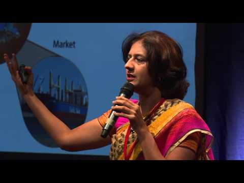 Getting India ready for Urbanization | Anagha Paranjape-Purohit | TEDxPICT