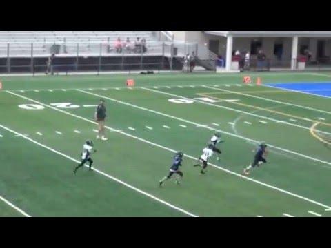 Noah FLASH Flores #32 - 2014 Football Highlights