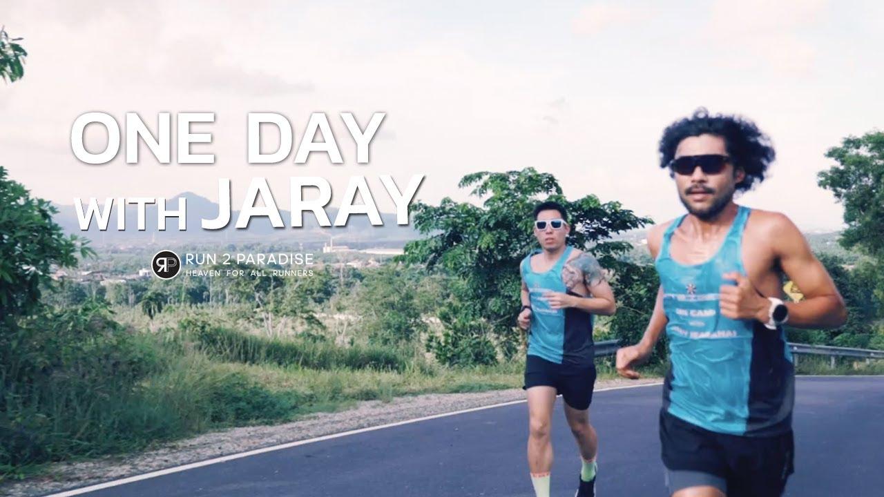 Download ONE DAY WITH JARAY - ซ้อมกับโปรจเรนักไตรอันดับ 1 ของไทย