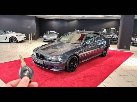 BMW E39 5 Series M5 /// INTERIOR, START UP & REVS