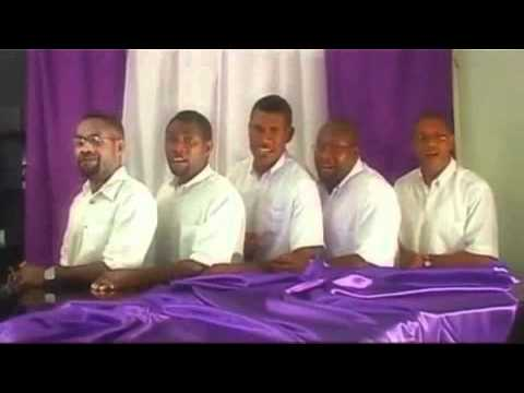 Tongan/Vanuatu Gospel Group - LORD JUST TELL ME - Qualified - Wiles Memorial Singers