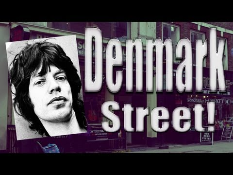 Why Visit London's Denmark Street?