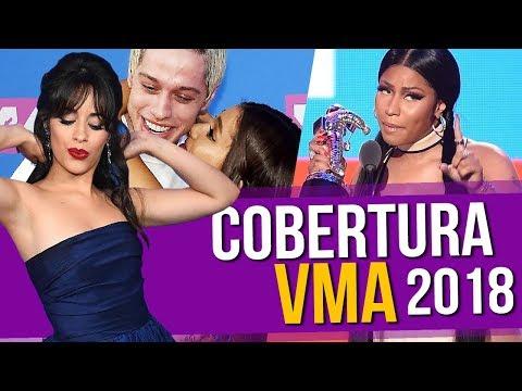 Cobertura VMA 2018