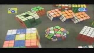 TRU Rubik's Cube Speedchallenge  - Kids on Q