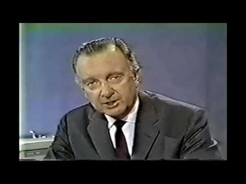 MLK Assassination News Reports (CBS News), April 4, 1968