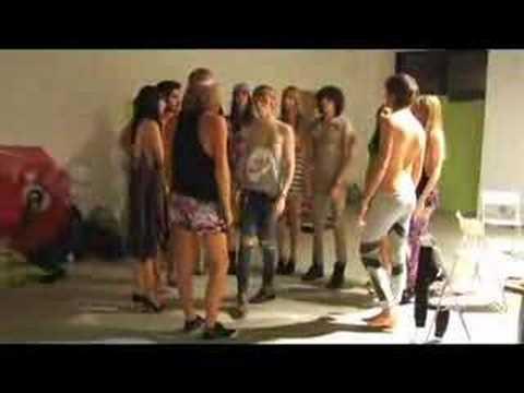 Backstage - Brian Lichtenberg Spring/Summer 2008