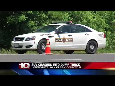 Clark County I-70 crash
