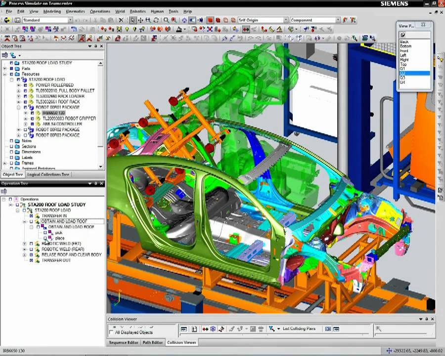 tecnomatix process simulate