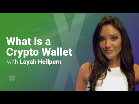 What Is A Crypto Wallet? With Layah Heilpern