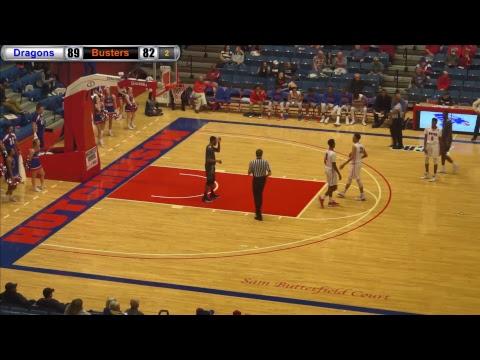 Blue Dragon Men's Basketball vs. Garden City