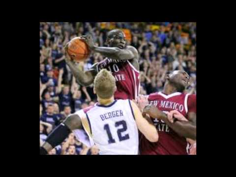 NEW MEXICO STATE AGGIES // MARCH MADNESS 2012 // NCAA TOURNAMENT TEAM REPORT