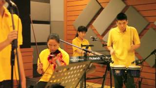 Medley of Indonesian Traditional Songs (Kicir-Kicir, Tak Tong Tong, Yamko Rambe Yamko)