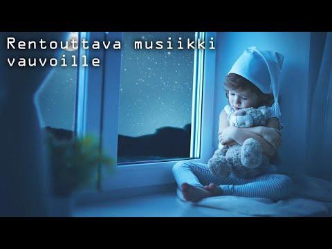 Musik för att sova spädbarn, barn, vuxna och pensionärer - djup sömn effekt.