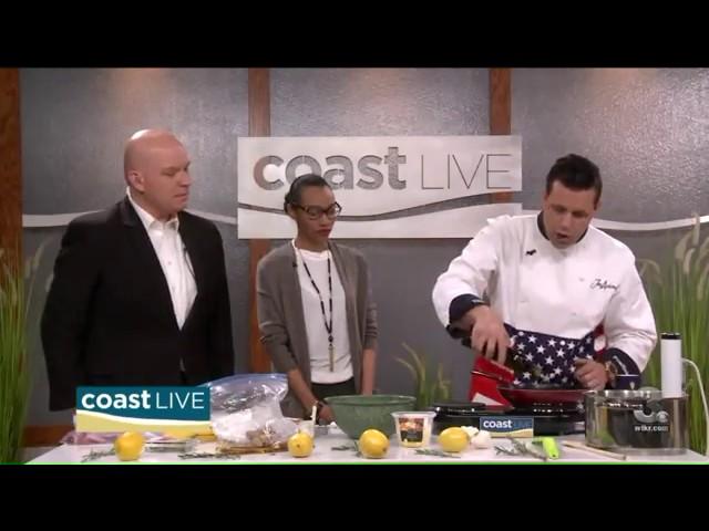 Chef Jon Ashton - Perfect Steak- Our Stove Broke on Live TV
