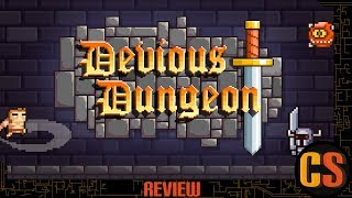 DEVIOUS DUNGEON - PS4 REVIEW