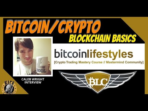 Bitcoin, Cryptocurrency & Blockchain Education With Chris Rice Crypto – Part 1