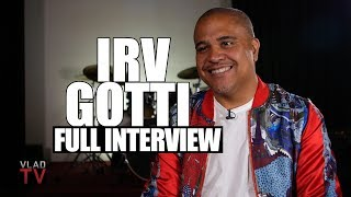 Irv Gotti on 'Tales', 50 Cent Beef, Beating Fed Case, Nas, Jay Z, Suge Knight (Full Interview)