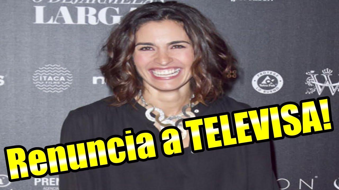 Luz Maria Zetina Renuncio A Televisa Y Sale De Netas Divinas Youtube