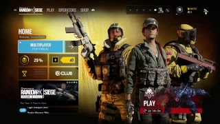Rb6 with my squad  stream