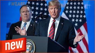 Nato-Gipfel: Trump droht mit Alleingang in Verteidigungsfragen