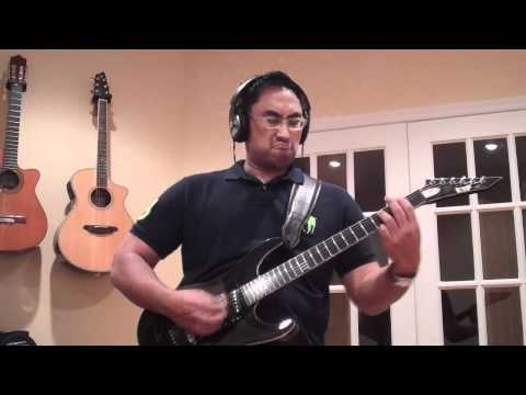 Deftones  Engine No 9 guitar   Freddypipes ESP SRC Stephen Carpenter Signature STEF6