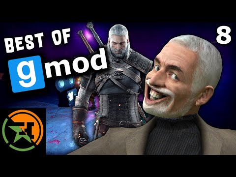 The Very Best Of GMOD | Part 8 | Achievement Hunter Funny Moments