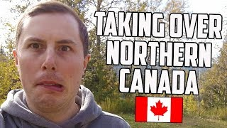 British Man Expands The Empire To Canada (HOI4 IRL)