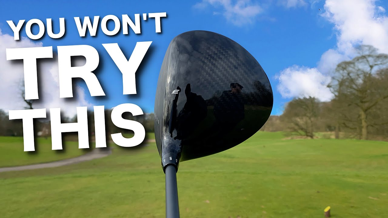 You WON'T buy this driver but it's good