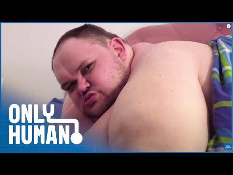 65 Stone and Trapped in My House (Obesity Documentary) | Only Human |