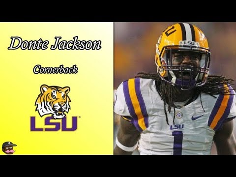 donte jackson highlights the forgotten db nfl 2018 draft class youtube youtube