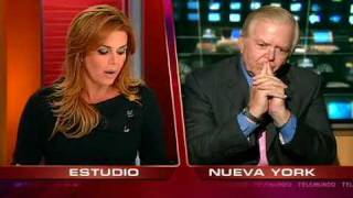 Maria Celeste interviews Lou Dobbs Part 1