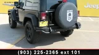 2012 Jeep Wrangler - Sulphur Springs Dodge - Sulphur Spring