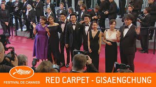 GISAENGCHUNG - Red Carpet - Cannes 2019 - EV