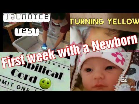 First Week with a Newborn