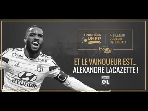 Olympique Lyonnais 2014-2015 (tous les buts...)